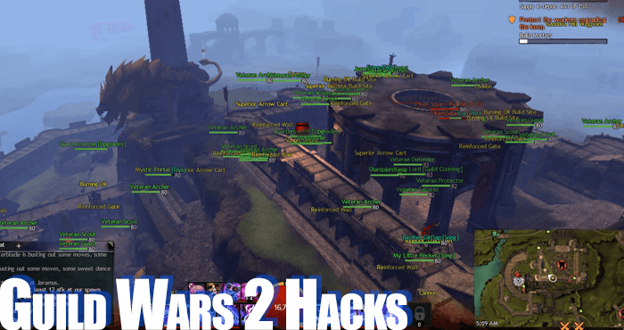 guild wars 2 hacks