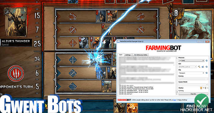 Gwent Bots, Hacks and other Cheats