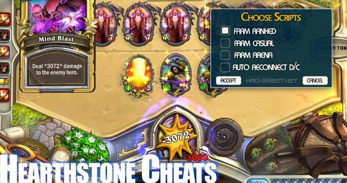 Heartstone Cheats and Exploits