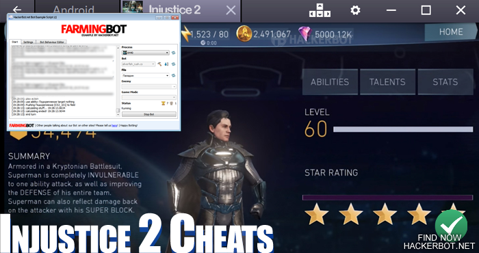 injustice 2 mobile cheats
