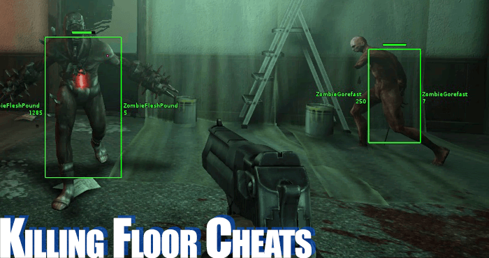 Killing floor cheats hacks aimbots and other exploits kf for Killing floor hacks
