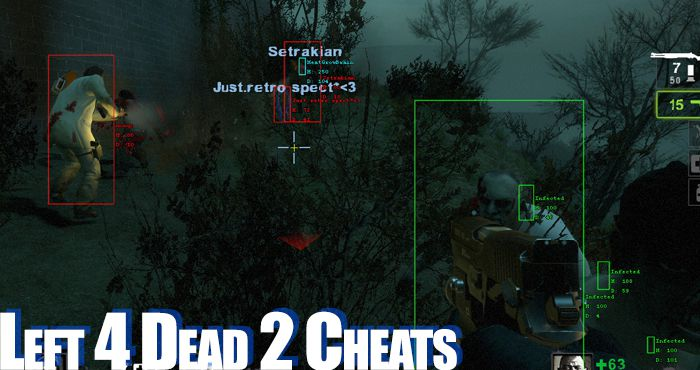 Left 4 Dead 2 Aimbots, Hacks and other Cheats [L4D2]