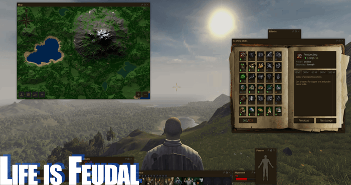 Bow crafting life is feudal life is feudal forest village mmo
