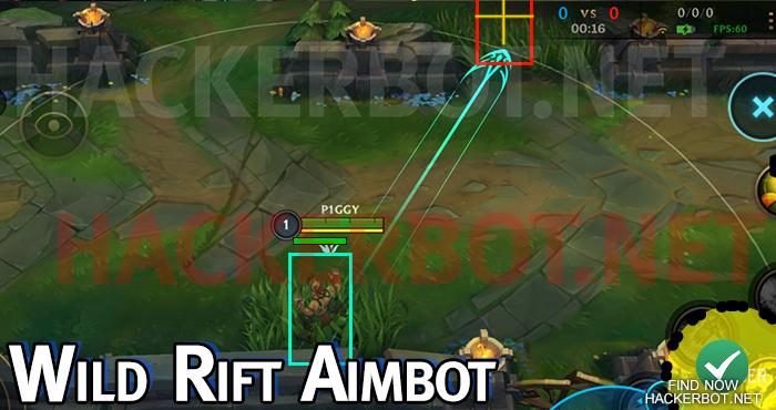 lol wild rift aimbot script