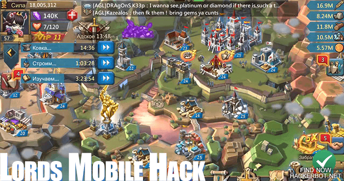 lords mobile on pc online