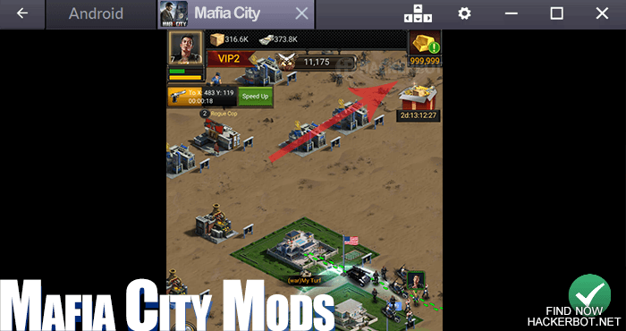 Mafia City Hacks, Mods, Bots and other Cheat for Android / iOS