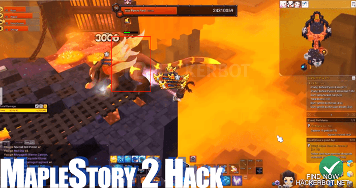 MapleStory 2 Hacks, Bots, Exploits, Mods and other Cheats