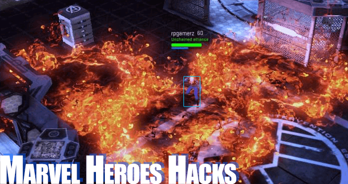 marvel heroes hacks