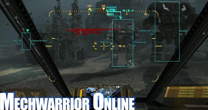 Mechwarrior Online Hacks, Cheats, Exploits and Aimbots