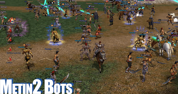 Metin2 Bots, Hacks, Exploits and other Cheats [M2]