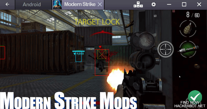 modern strike modded cheat app