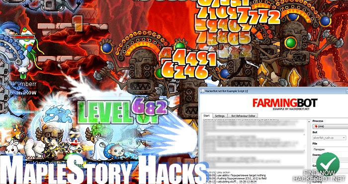 MapleStory Hacks, Cheats, Dupe Exploits and Bots