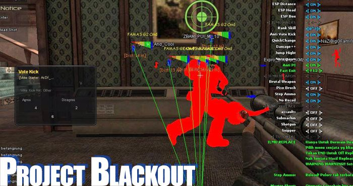 Cheat Point Blank Jump Hack