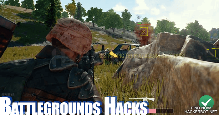 Playerunknown S Battlegrounds Wallpapers: PLAYERUNKNOWN'S BATTLEGROUNDS (PUBG) Hack, Aimbot