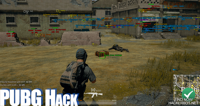PUBG Hacks, Aimbots, Wallhacks and other Cheating Software ...