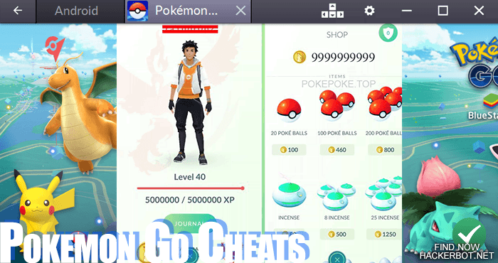 pokemon go cheat download