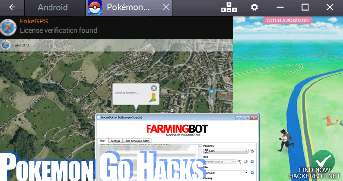 pokemon go free hack
