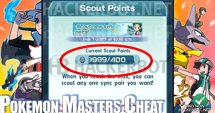 Pokemon Masters Hack Mods Cheats Mod Menus And Bots For