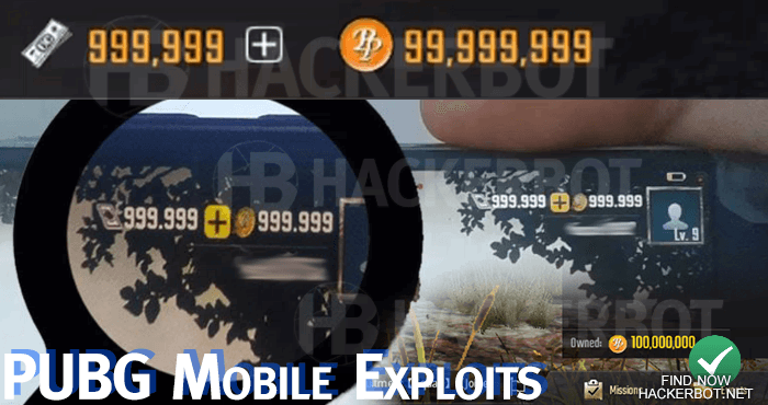 PUBG Mobile Hack Mods, Aimbots, Wallhacks and Cheats for Android / iOS