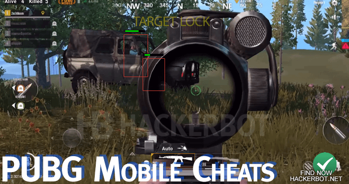pubgmobile cheat tool download