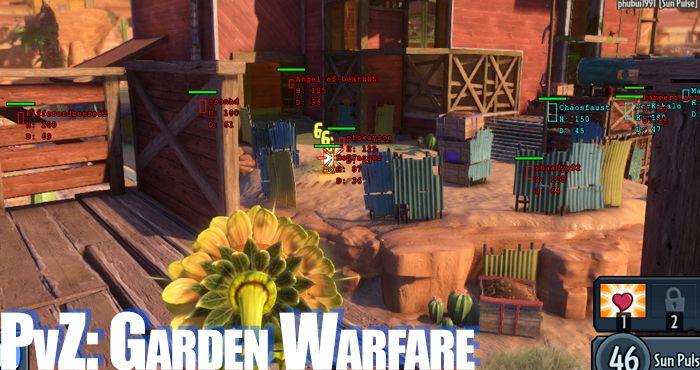 Plants vs  Zombies Garden Warfare Hacks, Aimbots and Cheats