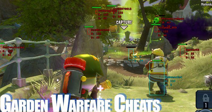 Plants Vs Zombies Garden Warfare Hacks Aimbots And