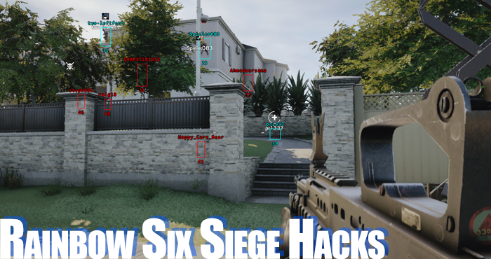 rainbow six siege hack