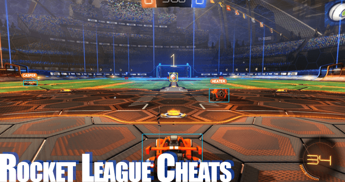 rocket league hacks cheats