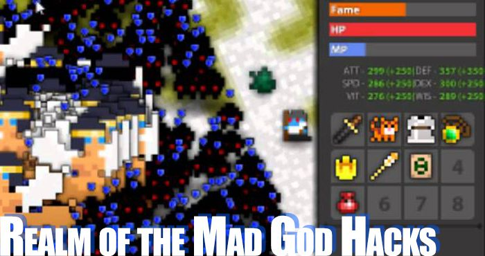 Realm of the Mad God Cheats
