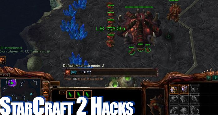 StarCraft 2 Cheats, Hacks, Bots, Tools and Exploits [SC2]