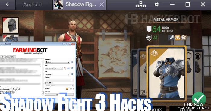 скачать взломанный shadow fight 3