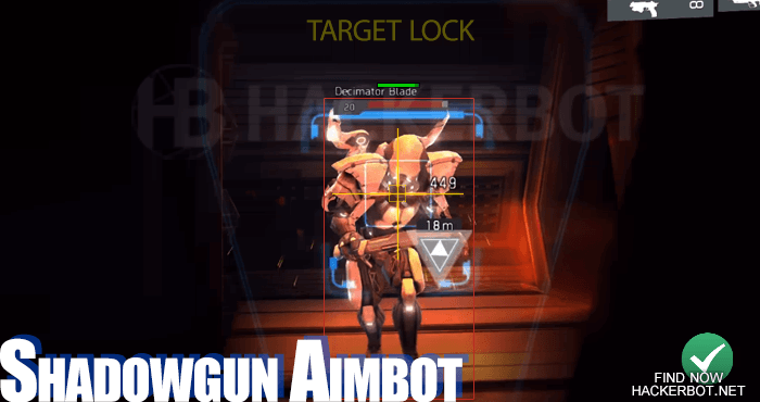 Shadowgun Legends Hack Mods, Aimbots, Wallhacks and Cheats