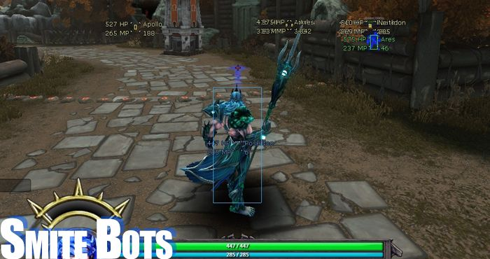 Smite Cheats, Hacks, Bots, Scripts and other Exploits