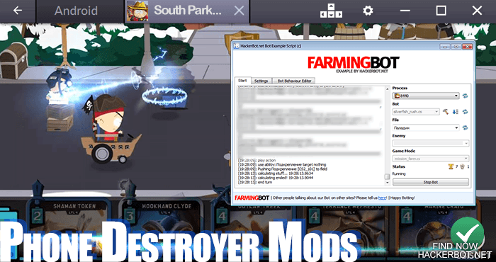 phone destroyer mod apk