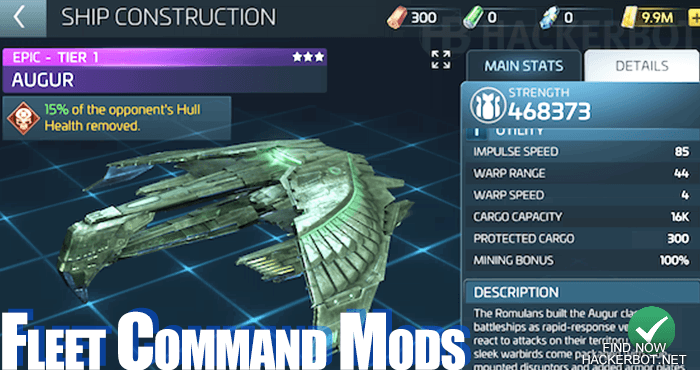 st fleet command mod download