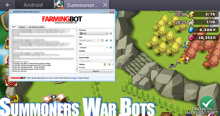 Summoners War Hacks, Mods, Bots and other Cheats for Android