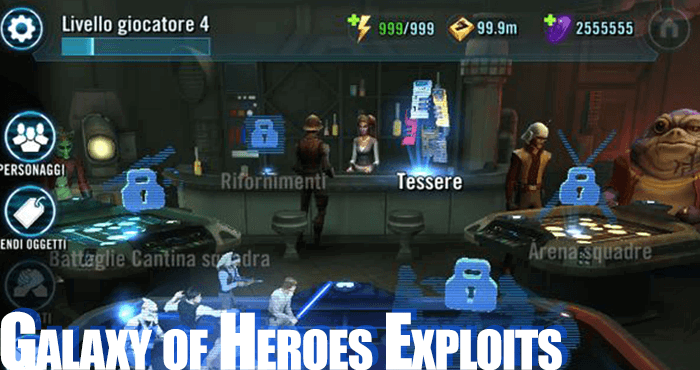 swgoh exploit money