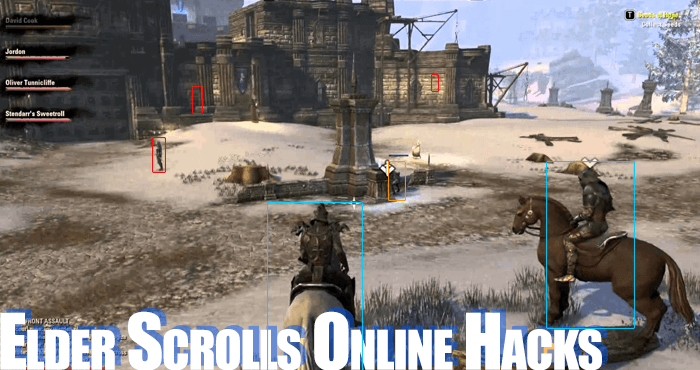 The Elder Scrolls Online Bots, Hacks and Cheats (ESO)