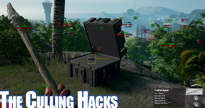 the culling game hack