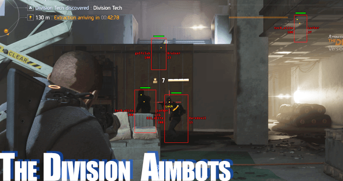 the division aimbot hacker