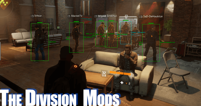 the division mods