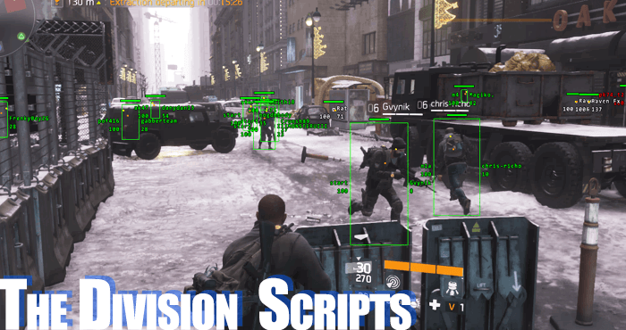 the division pc ps4 xbox cheats