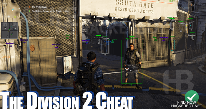 the division 2 cheat