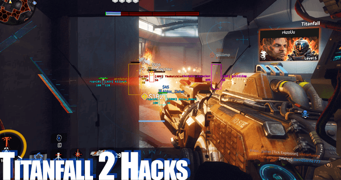 Titanfall 2 Hacks, Aimbots and other Cheats