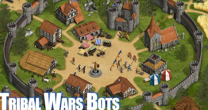 tribal wars bots