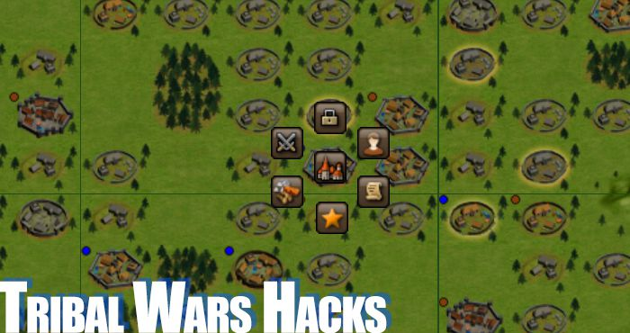 tribal wars hacks