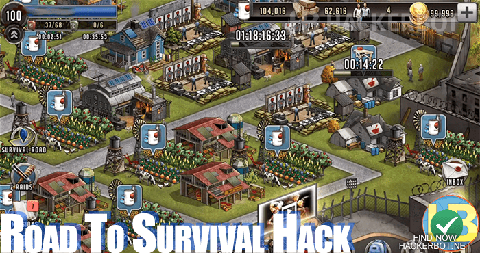 walking dead road to survival cheats apk
