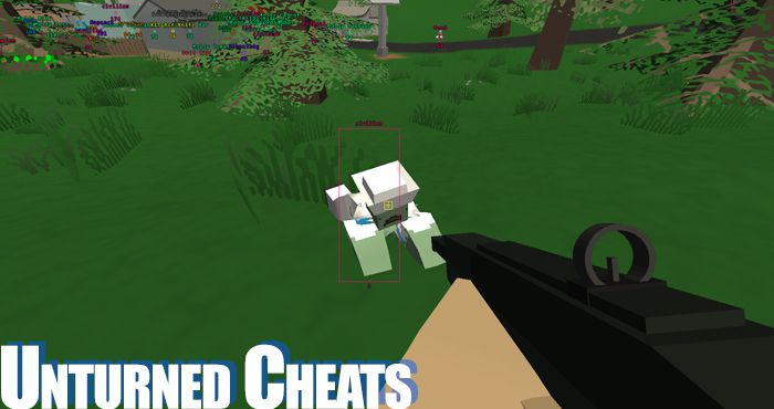 unturned how to create player loadouts