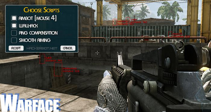 Multiplayer Shooter Cheats