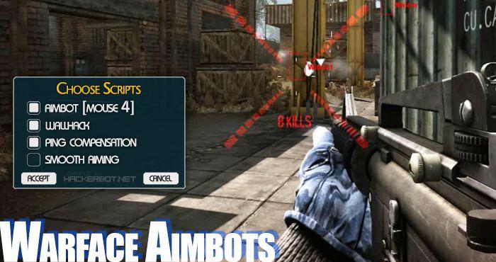 Multiplayer Shooter Cheats